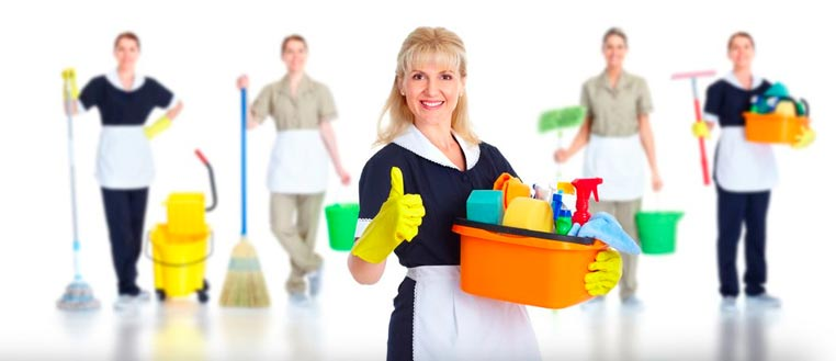 Cleaning Ladies Glasgow